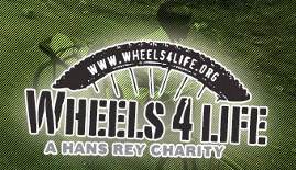Wheels4life, The Film - A Story About Giving